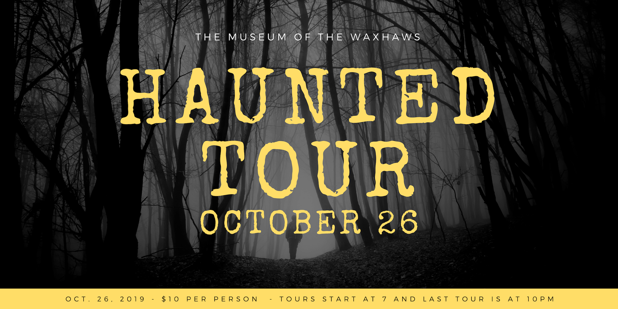 Haunted Tour